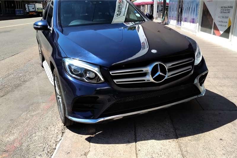 Mercedes Benz GLC 220d 4Matic AMG Line 2017