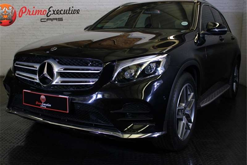 Mercedes Benz GLC 220d 4Matic AMG Line 2018