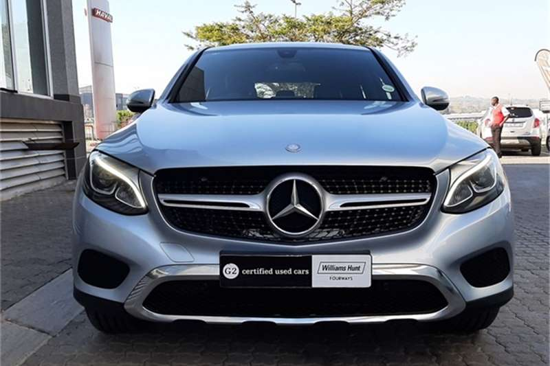 Used 2016 Mercedes Benz GLC 220d coupe 4Matic