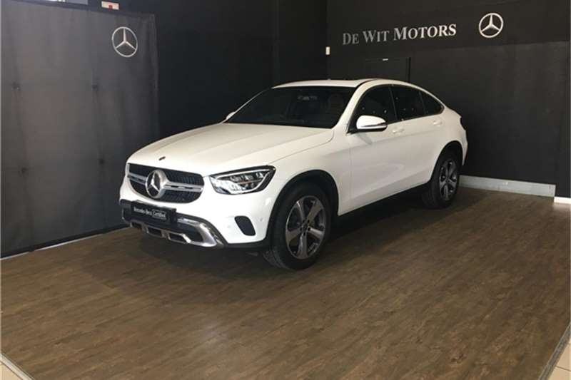 Mercedes Benz GLC 220d coupe 4Matic 2020
