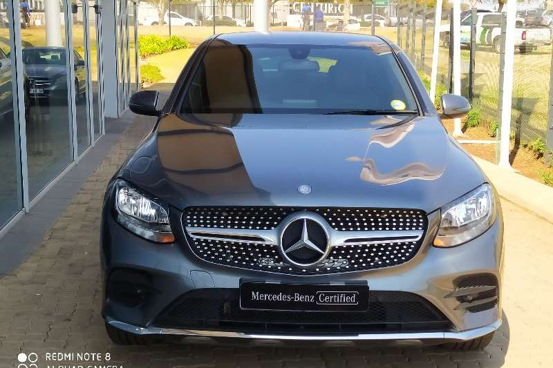 Mercedes Benz GLC 220d coupe 4Matic AMG Line 2017