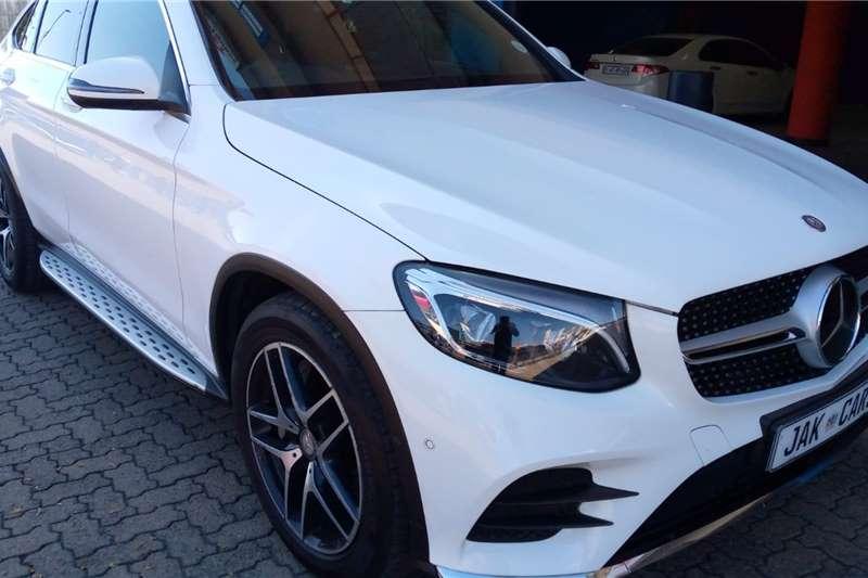 Used 2016 Mercedes Benz GLC 250 4Matic