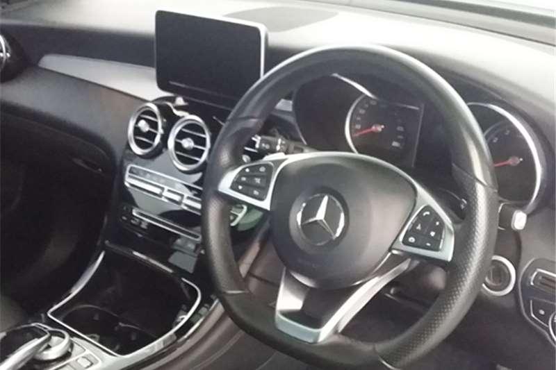 Mercedes Benz GLC 250 4Matic 2017