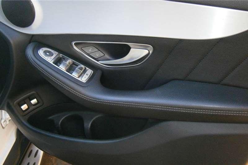 2017 Mercedes Benz GLC GLC250 4Matic