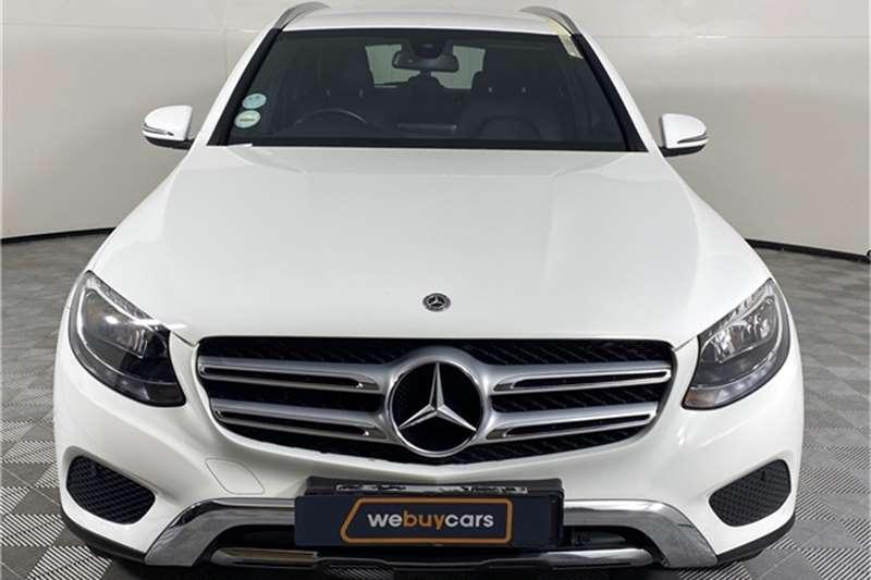 Used 2018 Mercedes Benz GLC 250 4Matic