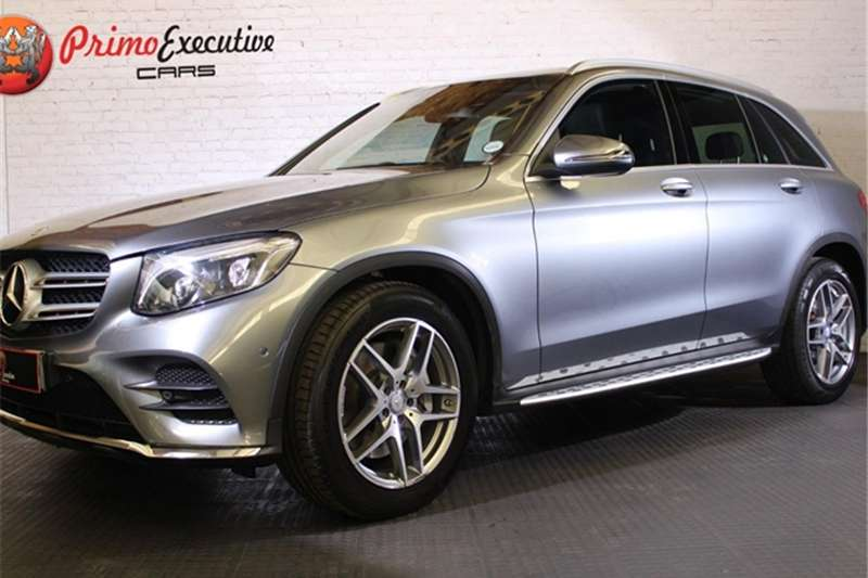Mercedes Benz GLC 250 4Matic AMG Line 2016