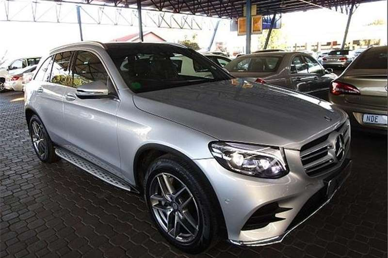 Mercedes Benz GLC 250 4Matic AMG Line 2017