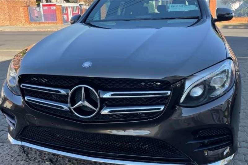 2015 Mercedes Benz GLC GLC250d 4Matic