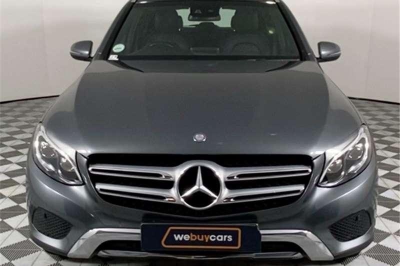 Used 2015 Mercedes Benz GLC 250d 4Matic