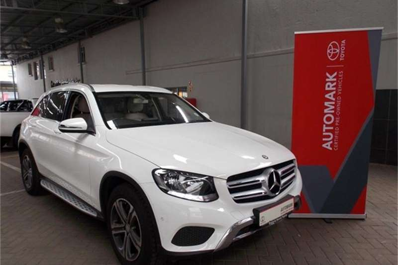 Mercedes Benz GLC 250d 4Matic 2016