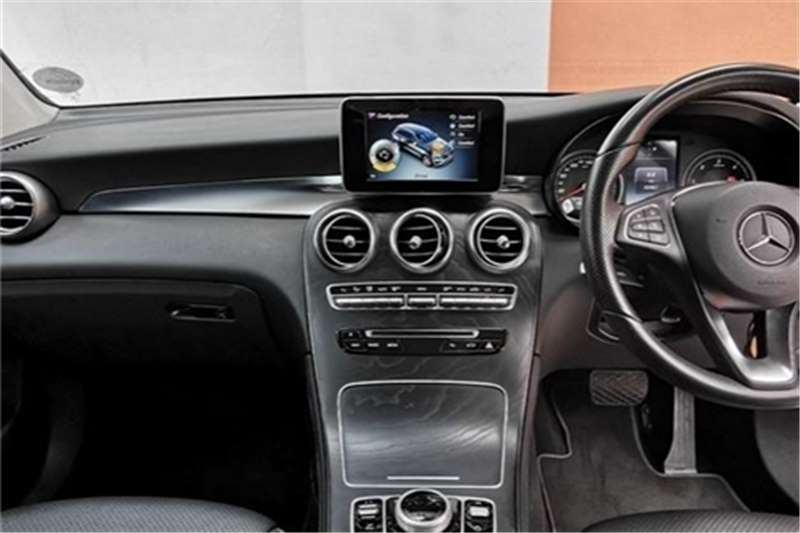 2016 Mercedes Benz GLC GLC250d 4Matic