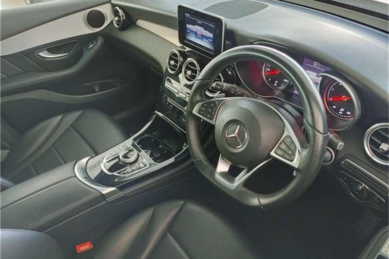 Used 2016 Mercedes Benz GLC 250d 4Matic