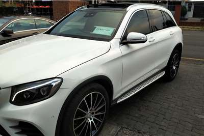 Mercedes Benz GLC 250d 4Matic 2017