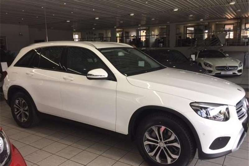 Mercedes Benz GLC 250d 4Matic 2018