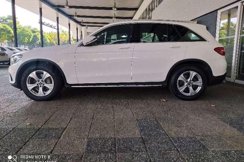 2018 Mercedes Benz GLC GLC250d 4Matic