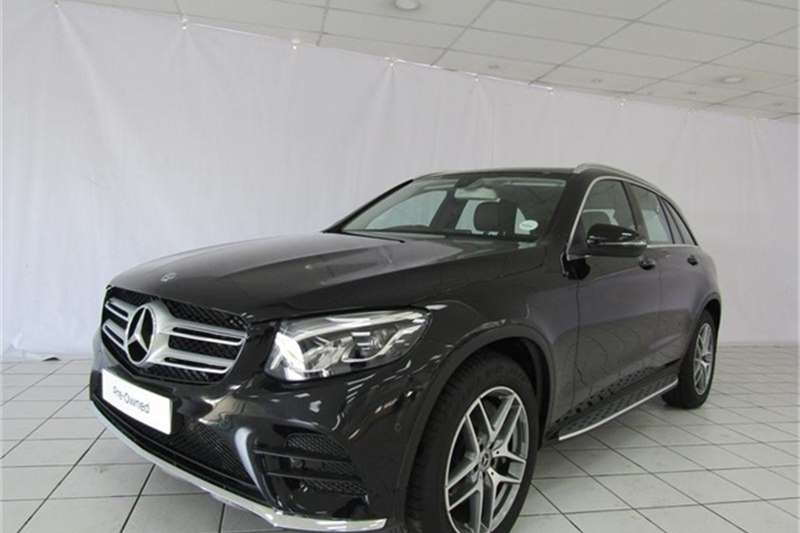 Mercedes Benz GLC 250d 4Matic 2019