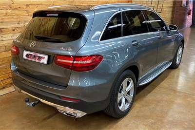 Used 2016 Mercedes Benz GLC