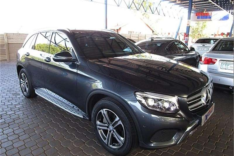 Mercedes Benz GLC 250d 4Matic AMG Line 2015