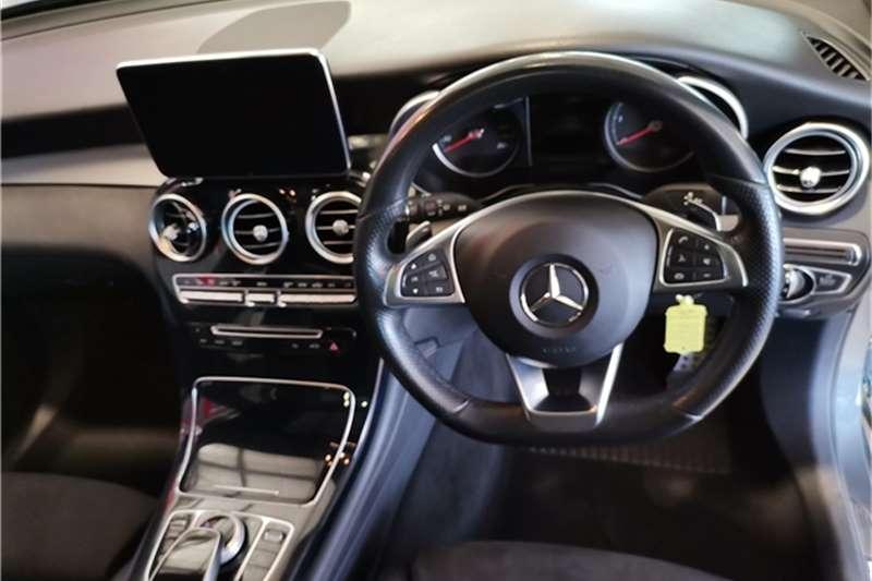 Used 2015 Mercedes Benz GLC 250d 4Matic AMG Line