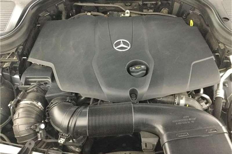 Mercedes Benz GLC 250d 4Matic AMG Line 2016