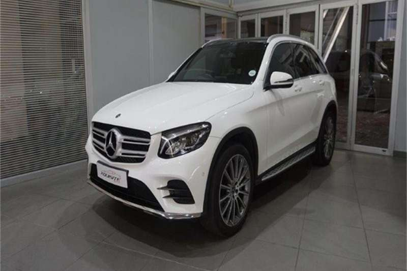 Mercedes Benz GLC 250d 4Matic AMG Line 2018