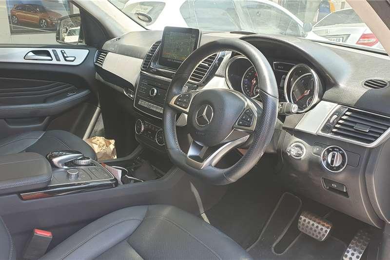 Mercedes Benz GLC 250d 4Matic AMG Line 2018