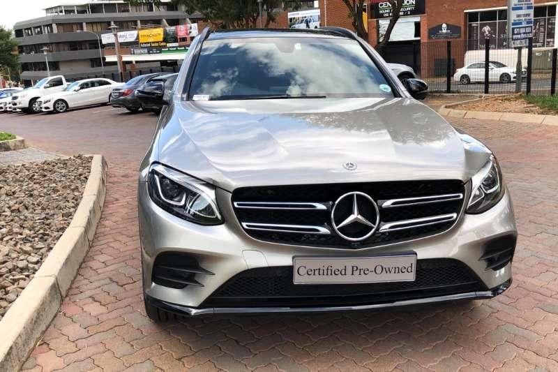 Mercedes Benz GLC 250d 4Matic AMG Line 2019