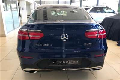 Mercedes Benz GLC 250d 4Matic AMG Line Coupe 2019
