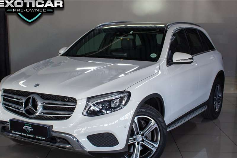 Mercedes Benz GLC 250d 4Matic Auto 2016