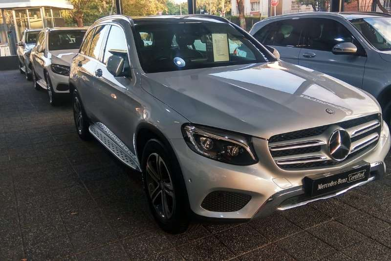 Used 2016 Mercedes Benz GLC 250d 4Matic Exclusive