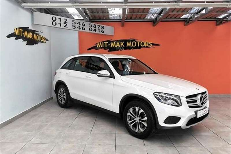 2016 Mercedes Benz GLC