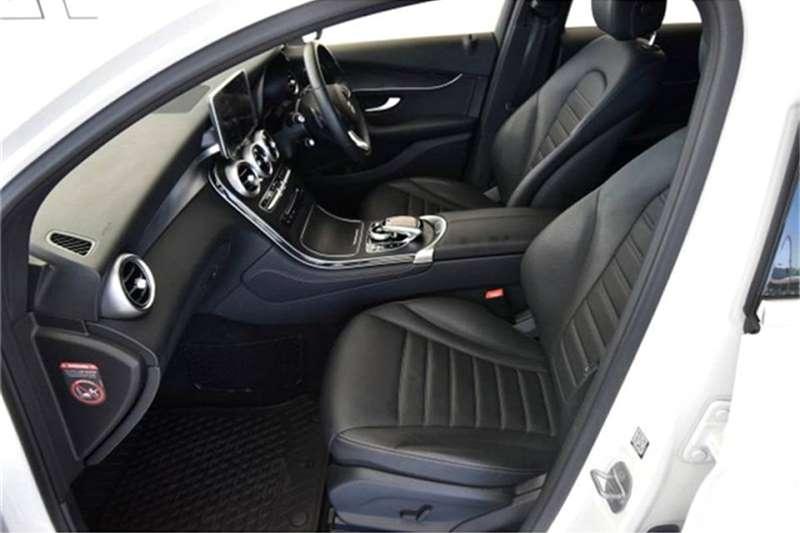 Mercedes Benz GLC 250d coupe 4Matic 2017