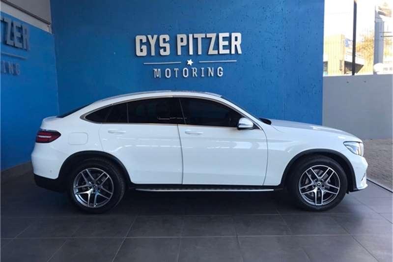 2017 Mercedes Benz GLC GLC250d coupe 4Matic