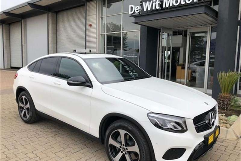 Mercedes Benz GLC 250d coupe 4Matic 2018