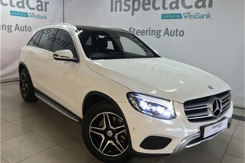 Mercedes Benz GLC 300 2016