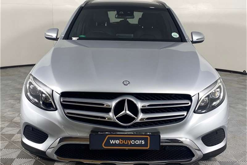 Used 2016 Mercedes Benz GLC 300 4Matic Exclusive