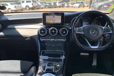 Mercedes Benz GLC 300 AMG 2016