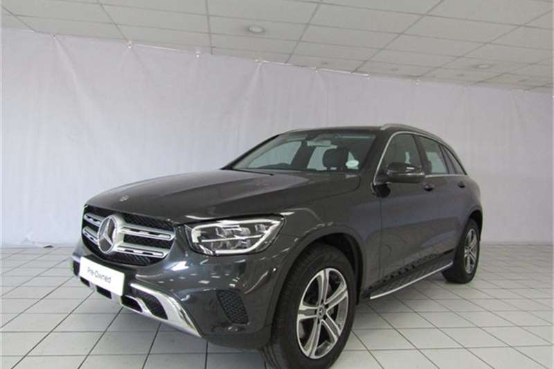 Mercedes Benz GLC 300d 2020