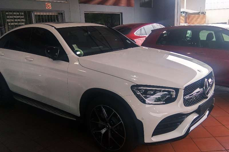 Mercedes Benz GLC 300d Coupe 2019