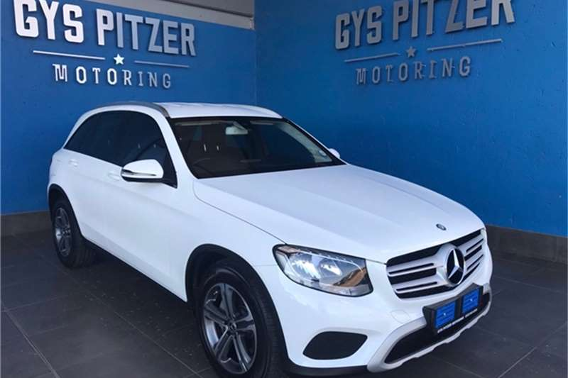 Mercedes Benz GLC 350d 4Matic 2017