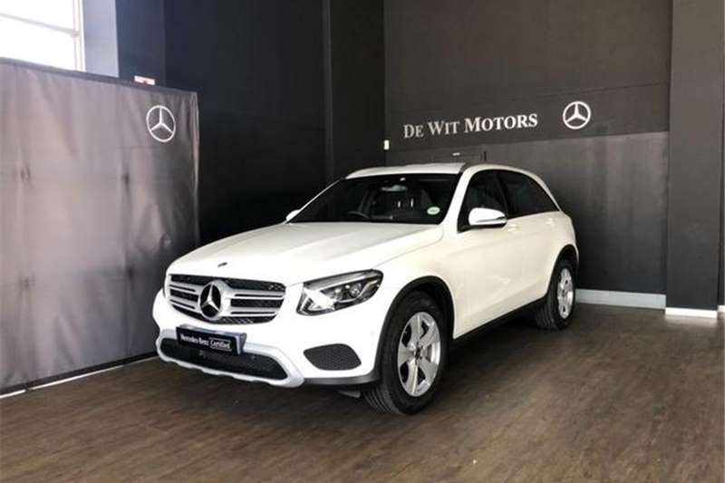 Mercedes Benz GLC 350d 4Matic 2018