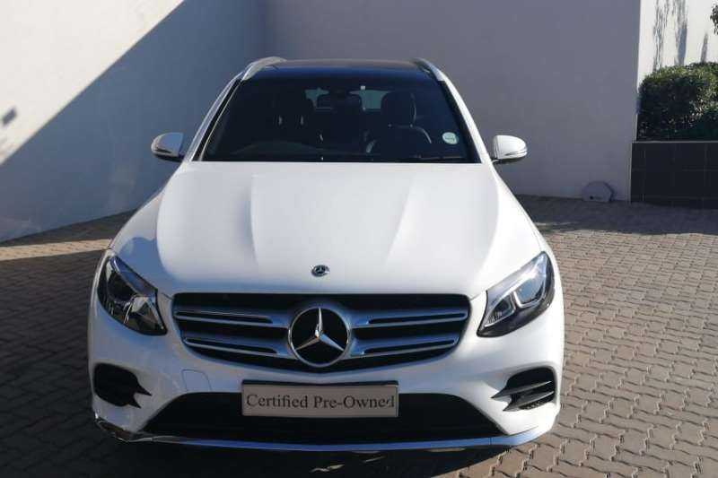 Mercedes Benz GLC 350d 4Matic AMG Line 2018