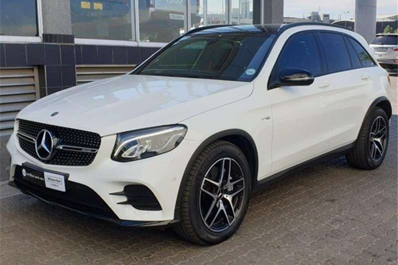 Mercedes Benz GLC 43 4Matic 2017