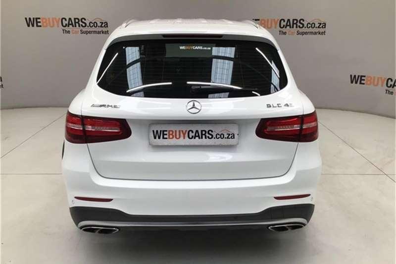 Mercedes Benz GLC 43 4Matic 2017