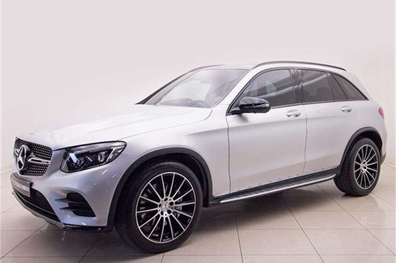 Mercedes Benz GLC 43 4Matic 2018
