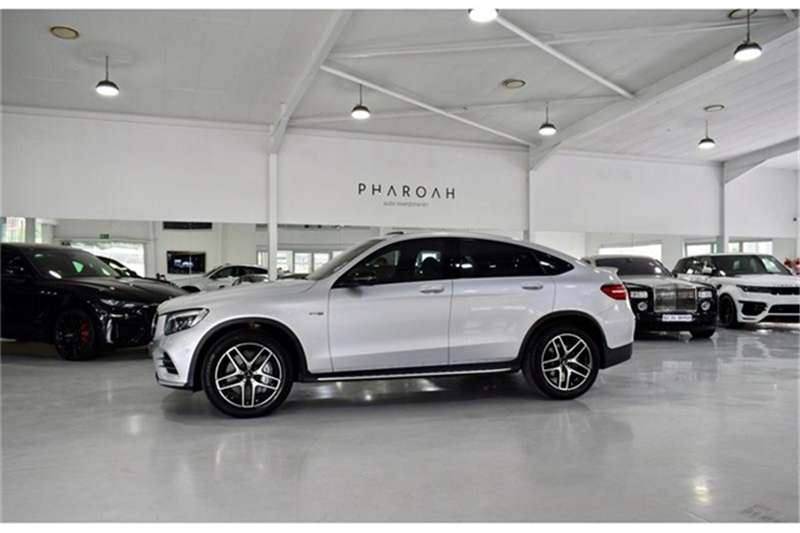 Mercedes Benz GLC 43 coupe 4Matic 2017