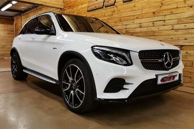 2019 Mercedes Benz GLC AMG GLC 43 4MATIC