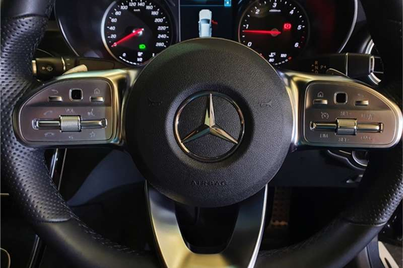 Used 2019 Mercedes Benz GLC Coupe GLC COUPE 220d