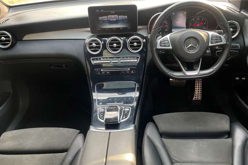 2016 Mercedes Benz GLC coupe GLC COUPE 220d AMG