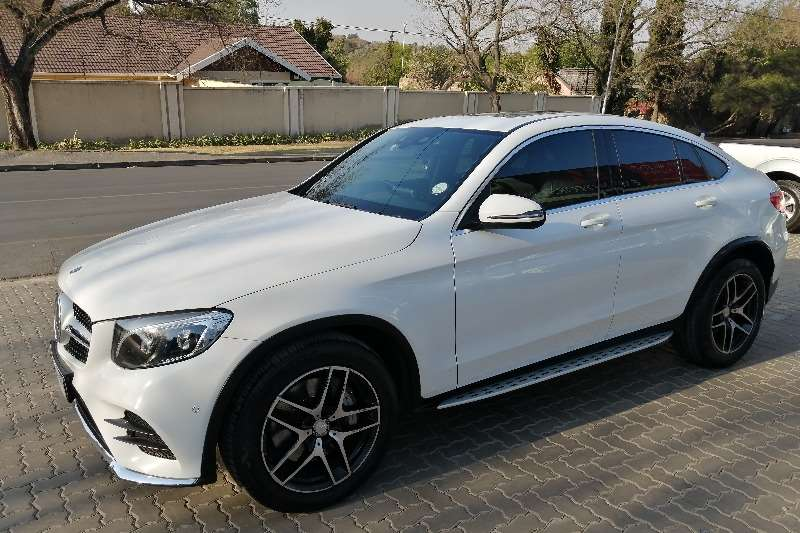 Used 2017 Mercedes Benz GLC Coupe GLC COUPE 250